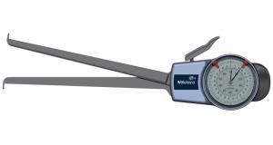 Mitutoyo Tapintókaros mérőóra Ø1.5 mm keményfém gömb tapintóval, belső méréshez, IP65, 15-65 mm, 0.05 mm (209-901) termék fő termékképe
