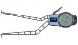 Mitutoyo Tapintókaros mérőóra Ø2.0 mm keményfém gömb tapintóval, belső méréshez, IP65, 70-120 mm, 0.05 mm (209-903)