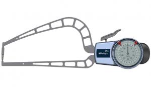 Mitutoyo Tapintókaros mérőóra Ø3 mm keményfém gömb tapintóval, külső méréshez, IP65, 0-50 mm, 0.05 mm (209-912) termék fő termékképe