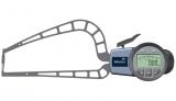 Mitutoyo Digimatic tapintókaros mérőóra Ø3 mm keményfém gömb tapintóval, külső méréshez, IP67, 0-50 mm, 0.02 mm (209-919)
