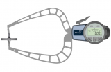 Mitutoyo Digimatic tapintókaros mérőóra Ø50 mm tárcsa tapintóval, külső méréshez, IP67, 0-50 mm, 0.02 mm (209-920)