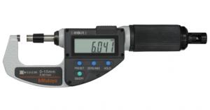 Mitutoyo ABSOLUTE Digimatic QuickMike mikrométer, 0-15 mm, 0.001 mm (227-201-20) termék fő termékképe
