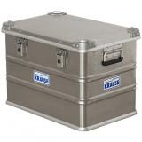 Krause Alumínium doboz, térfogat kb. 73 liter