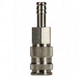 Rectus 25-ös szériájú gyorscsatlakozó tömlőcsatlakozással, 8 mm (aljzat)