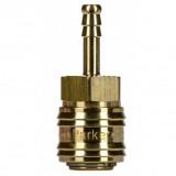 Rectus 26-os szériájú gyorscsatlakozó tömlőcsatlakozással, 6 mm (aljzat)