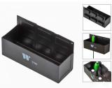 Welzh Werkzeug 2795-WW mágneses szerszámtartó panel, spray-k, flakonok, csavarhúzók tárolására