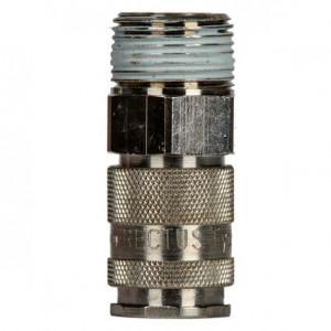 Rectus 27 -es szériájú külső menetes (R 1/2) gyorscsatlakozó (aljzat) termék fő termékképe