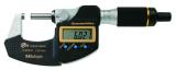 Mitutoyo Digimatic QuantuMike IP65 digitális mikrométer 2 mm-es orsómenet emelkedéssel, 0-25 mm, 0.001 mm (293-145-30)
