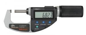 Mitutoyo ABSOLUTE Digimatic QuickMike mikrométer, IP65, 0-30 mm, 0.001 mm (293-666-20) termék fő termékképe
