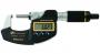Mitutoyo Digimatic QuantuMike IP65 digitális mikrométer 2 mm-es orsómenet emelkedéssel, 0-25 mm, 0.001 mm (293-140-30)