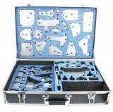 Welzh Werkzeug 3205-WW ATF feltöltő csatlakozó adapter készlet, 116 darabos