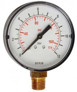 """Betta 3305/3 manométer, 0-12 bar, 1/4"""" termék fő termékképe"""