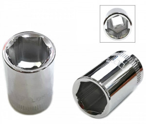 """Welzh Werkzeug 1/4""""-os 6 lapú Lok-Typ dugókulcs fej termék fő termékképe"""