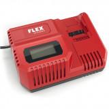 Flex CA 10.8/18.0 gyorstöltő 10.8 V-os és 18 V-os Li-ion akkumulátorokhoz