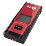 Flex ADM 30 lézeres távolság- és területmérő beépített akkumulátorral