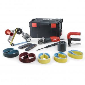 Flex BSE 14-3 INOX Set TRINOXFLEX palástcsiszoló és csőcsiszoló gép szett termék fő termékképe