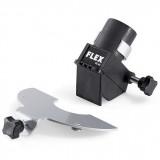 Flex DE AG D125 Set porelszívó védőburkolat sarokcsiszolókhoz