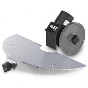 Flex DE AG D230 Set porelszívó védőburkolat sarokcsiszolókhoz termék fő termékképe