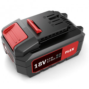 Flex AP 18.0/5.0 Li-ion akkumulátor, 18 V, 5.0 Ah termék fő termékképe