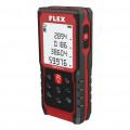 Flex ADM 60-Li lézeres távolság-, terület- és térfogatmérő