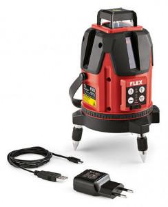 Flex ALC 8 kompenzátoros keresztvetítő lézer termék fő termékképe