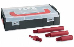Flex EXS M14 Set hosszabbító készlet rotációs polírozókhoz termék fő termékképe