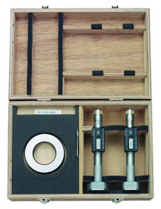 Mitutoyo Digimatic Holtest 3-ponton mérő belső mikrométer készlet, IP65, 50-63 / 62-75 mm, 0.001 mm (468-984) termék fő termékképe