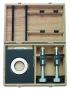 Mitutoyo Digimatic Holtest 3-ponton mérő belső mikrométer készlet, IP65, 50-63 / 62-75 mm, 0.001 mm (468-984)