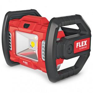 Flex CL 2000 18.0 akkus LED építkezési spotlámpa (akku és töltő nélkül) termék fő termékképe