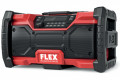 Flex RD 10.8 / 18.0 / 230 akkus rádió (akku és töltő nélkül)