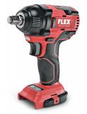 """Flex IW 1/2"""" 18.0-EC C akkus ütvecsavarozó (akku és töltő nélkül)"""