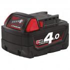 Milwaukee M18 B4 REDLITHIUM-ION™ akkumulátor, 18 V, 4.0 Ah