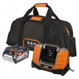 AEG SET L1840BL 18 V-os akkumulátor szett