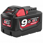 Milwaukee M18 B9 REDLITHIUM-ION™ akkumulátor, 18 V, 9.0 Ah