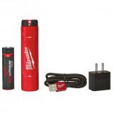 Milwaukee L4 NRG-201 4V 2.5Ah REDLITHIUM™ USB akkumulátor + L4 C töltő