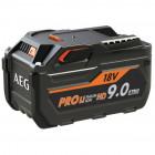 AEG L1890RHD Pro Li-ion HD akkumulátor, 18 V, 9.0 Ah