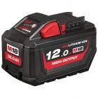 Milwaukee M18 HB12 REDLITHIUM-ION™ High Output™ akkumulátor, 18 V, 12.0 Ah