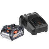 AEG SET L1840AL 18 V-os akkumulátor szett