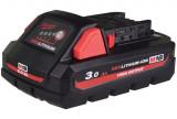 Milwaukee M18 HB3 REDLITHIUM-ION™ High Output™ akkumulátor, 18 V, 3.0 Ah