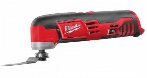 Milwaukee C12 MT-0 akkus szuperkompakt multitool (akku és töltő nélkül) termék fő termékképe