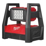 Milwaukee M18 HAL-0 TRUEVIEW™ akkus nagy teljesítményű LED térmegvilágító lámpa (akku és töltő nélkül)
