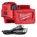 Milwaukee M18 ONEKA-0 ONE-KEY™ adapter (akku és töltő nélkül)