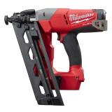 Milwaukee M18 CN16GA-0X FUEL™ akkus döntött finiselő szögbelövő (akku és töltő nélkül)
