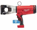Milwaukee M18 HCC45-0C akkus ONE-KEY™ FORCELOGIC™ szénkefe nélküli hidraulikus kábelvágó (akku és töltő nélkül)