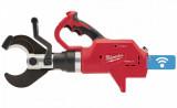 Milwaukee M18 HCC75-0C akkus ONE-KEY™ FORCELOGIC™ szénkefe nélküli hidraulikus földalatti kábelvágó (akku és töltő nélkül)