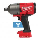 """Milwaukee M18 ONEFHIWF34-0X akkus ONE-KEY™ FUEL™ nagy nyomatékú ütvecsavarozó biztosítógyűrűvel, 3/4"""" négyszög meghajtással (akku és töltő nélkül)"""