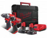 Milwaukee M12 FPP2A-602X FUEL™ erőcsomag