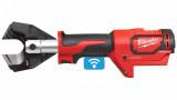 Milwaukee M18 ONEHCC-0C SWA SET akkus ONE-KEY™ FORCELOGIC™ szénkefe nélküli hidraulikus kábelvágó (akku és töltő nélkül)