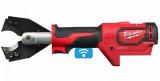 Milwaukee M18 ONEHCC-0C FSW SET akkus ONE-KEY™ FORCELOGIC™ szénkefe nélküli hidraulikus kábelvágó (akku és töltő nélkül)