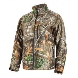 Milwaukee M12 HJ CAMO5-0 (M) prémium fűthető kabát, terepszínű (akku és töltő nélkül) termék fő termékképe